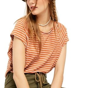 Free People Stripped Tee